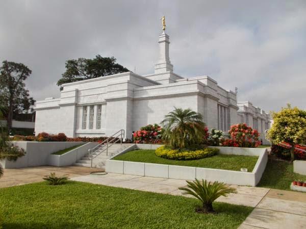 Villahermosa Temple
