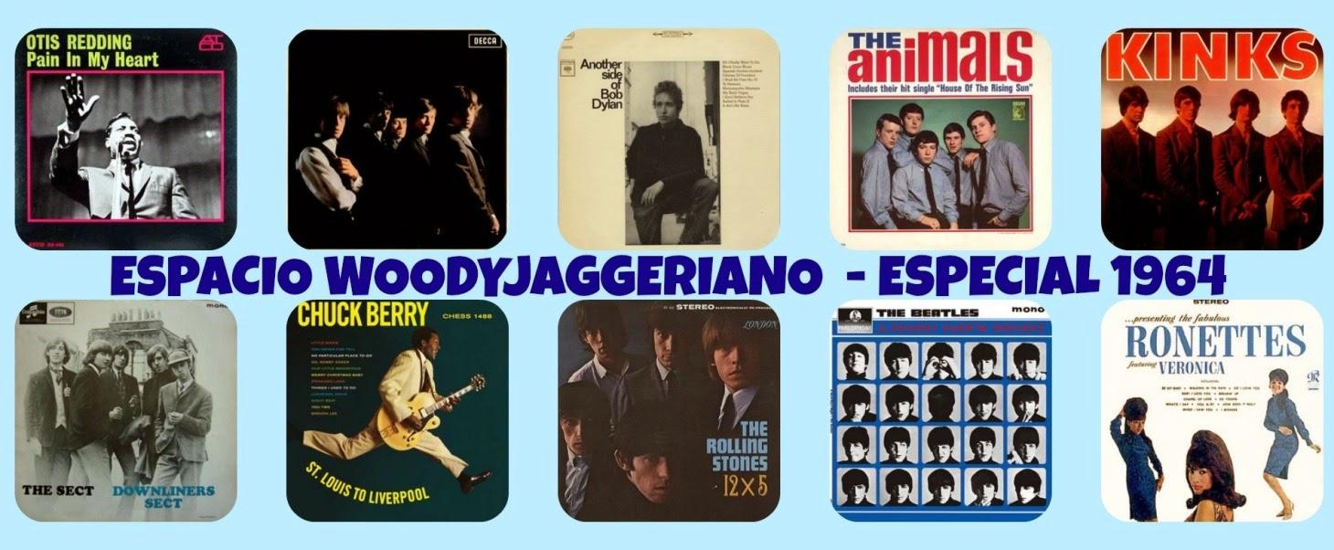 Los mejores discos de 1964 - Especial Espacio Woodyjaggeriano