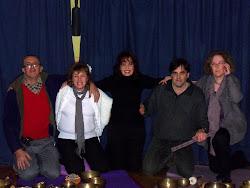 Presentación en el Planetario  6/2011