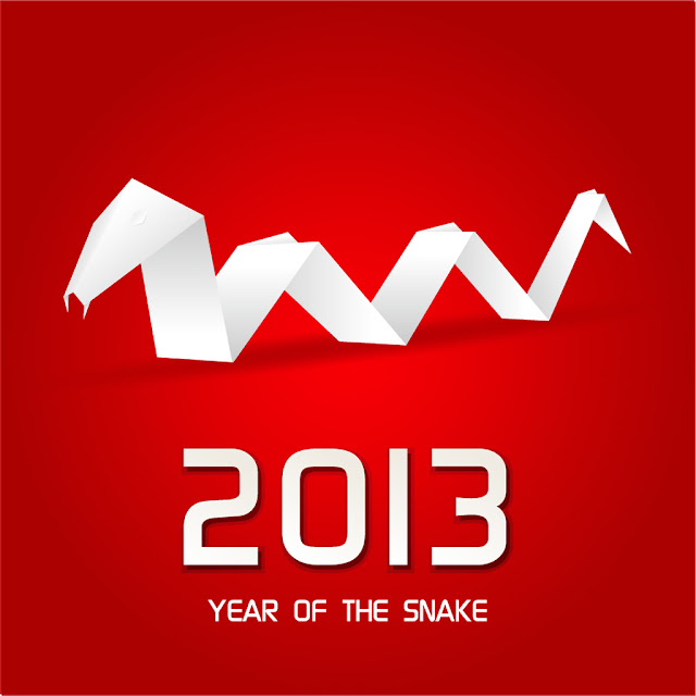 chinese snake year ipad wallpaper 08