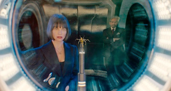 Hope Van Dyne en Ant-Man