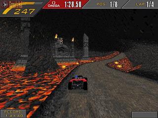 Download Game Need For Speed II SE - Screenshot