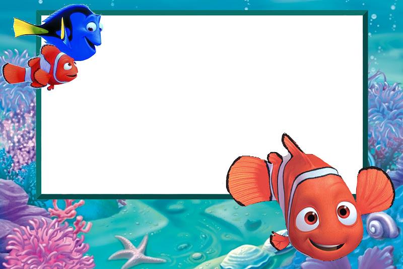 Kits Imprimibles Piquilin: Kit Imprimible Buscando a Nemo ...