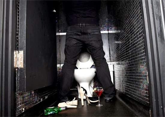 Nightclub Toilet Gets Its Own Documentary!