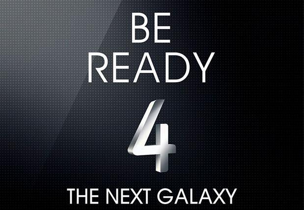 El 14 de Marzo conoceremos el nuevo Samsung Galaxy S4