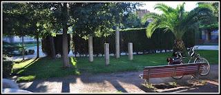 Parque Central. El jardín de los olvidados