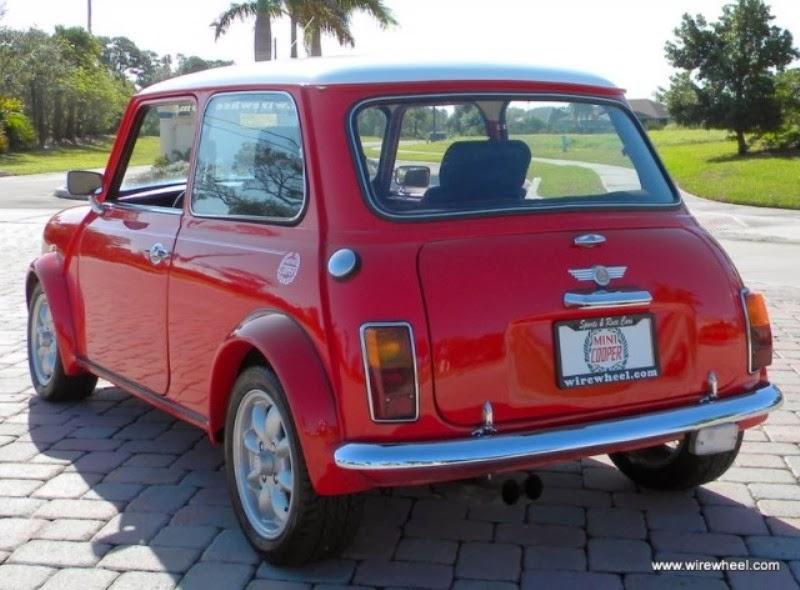 Mini Cooper Klasik Tahun 1979 | Gambar Mobil Klasik dan Antik