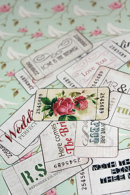 printable wedding tags DIY Inspiration: Free Wedding Printables Roundup {Part 1}