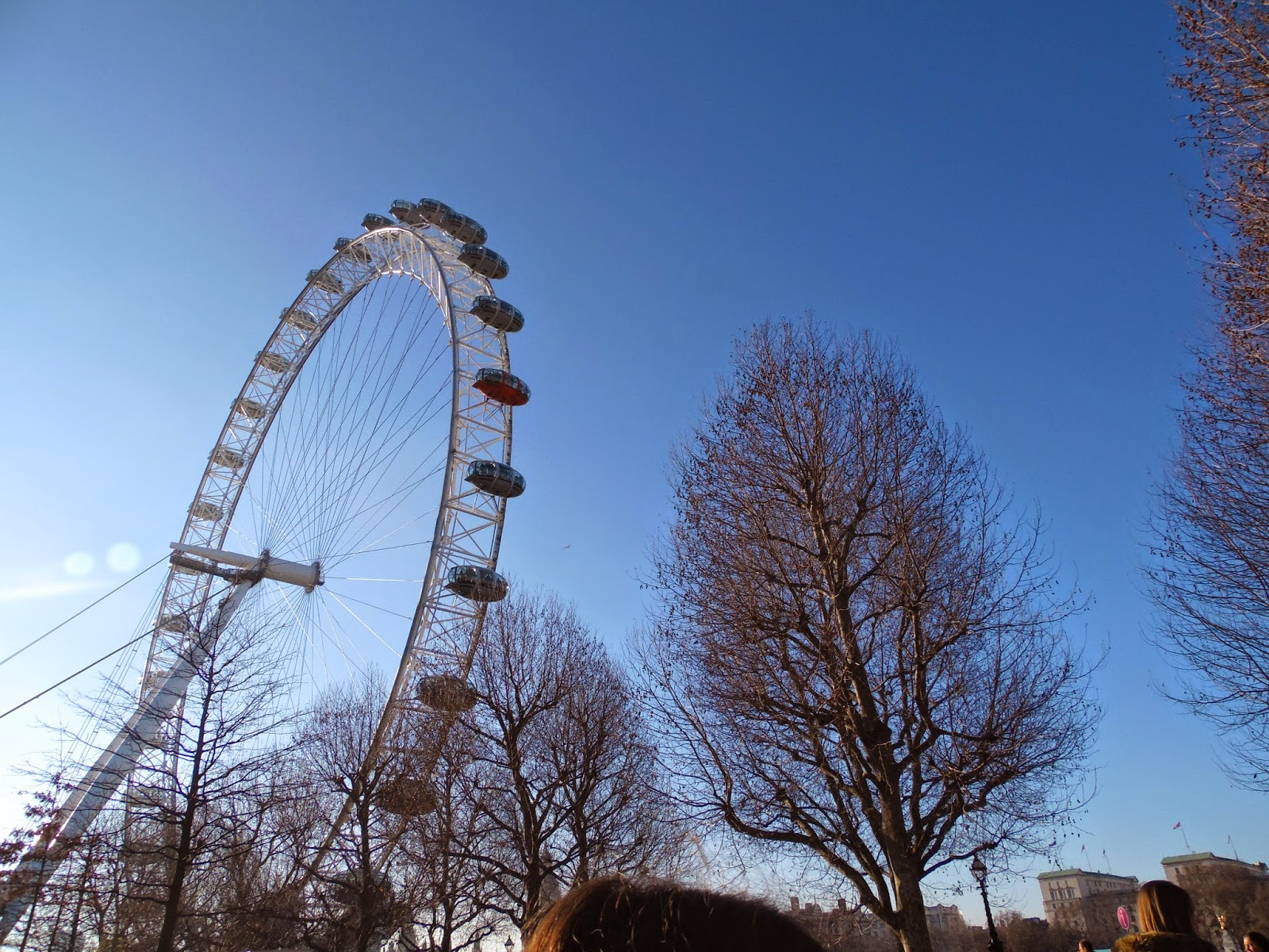 London Part 2 : Tourism and New Year's Eve