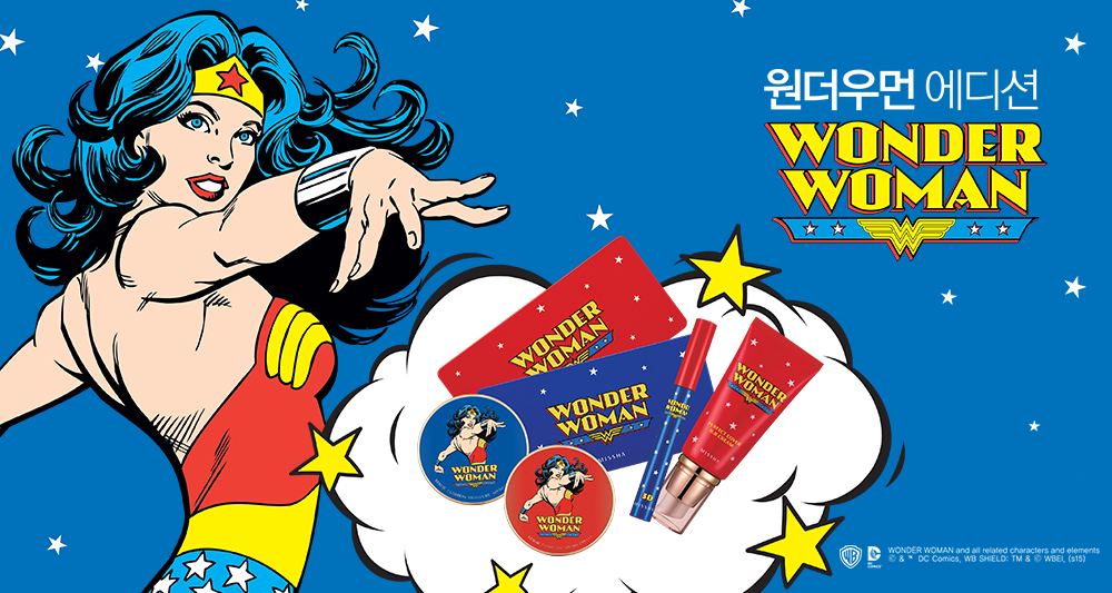 Missha x Wonder Woman Collection | The Wild Reverie.