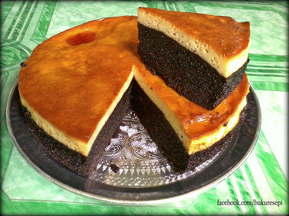 Resepi Coklat Cheese Cake