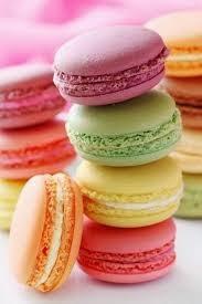 Love macarons...