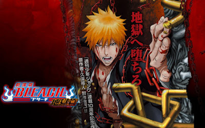 Bleach Movie 4 Hell Verse Subtitle Indonesia
