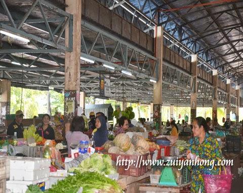 Teluk Intan Market