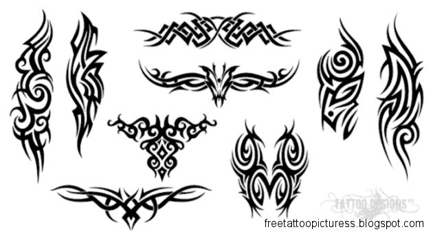 Cool Tattoos on Pinterest  Tribal Wolf Tattoos Tribal Wolf and