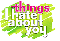 funny things I hate about you