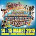 Bandung Toys and Kids Expo 2015, Graha Manggala Siliwangi, 14 -15 Maret 2015