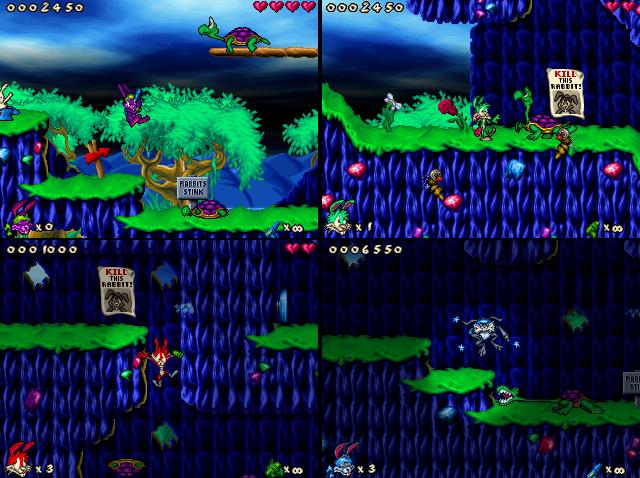 jack rabbit video game