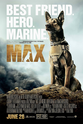 Max (BRRip 720p Dual Latino / Ingles) (2015)