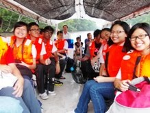 Boat B: Outboard boat Min RM200 Max 10 pax  RM300, 12km, App 2hours