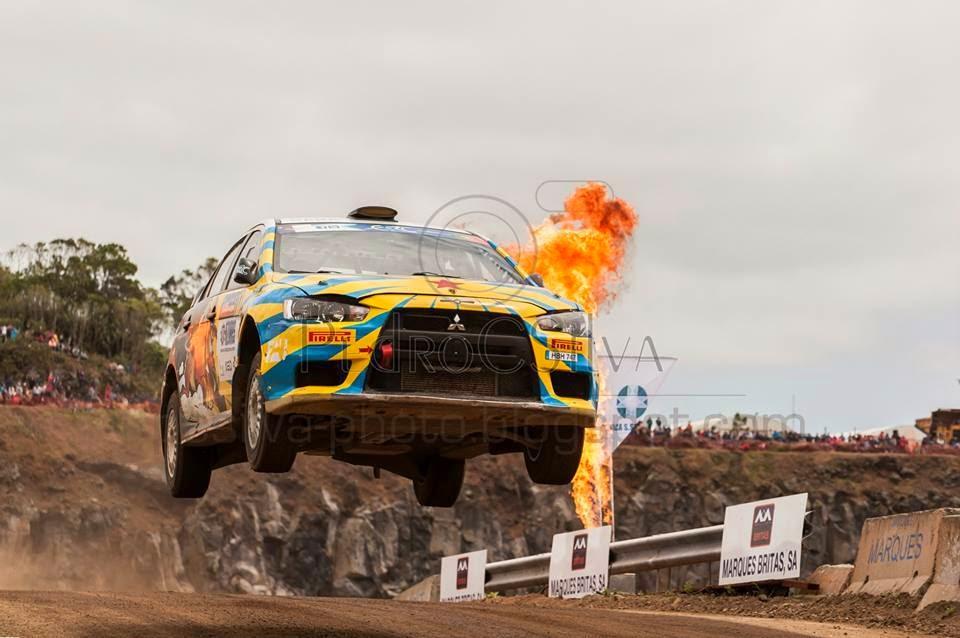 ERC Sata Rallye Açores 2014