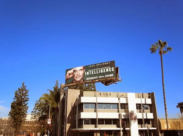 Intelligence CBS billboard Studio City
