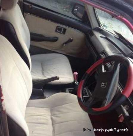 Dijual - Honda Accord tahun1983, iklan baris mobil gratis