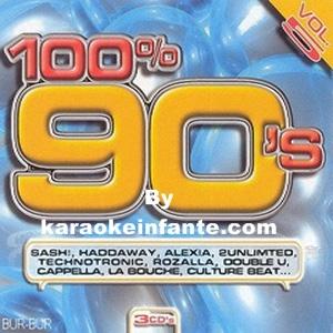 Exito De Los 90s /Pop Ingles/