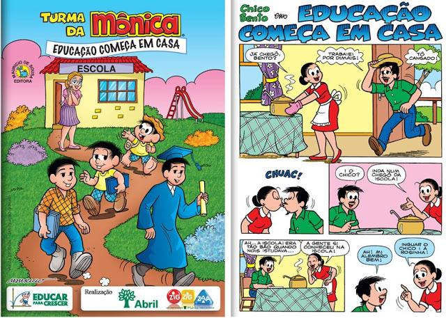 Revista em quadrinho turma da Mônica Download