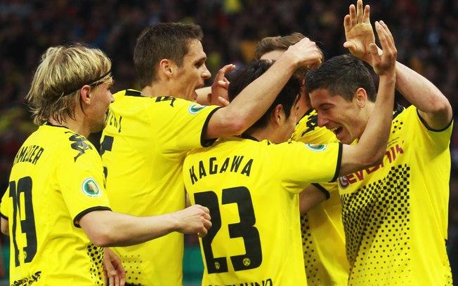 Borussia 5 x 2 Bayern