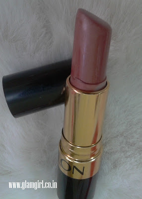 REVLON SUPER LUSTROUS LIPSTICK IN SUNSET 318 REVIEW