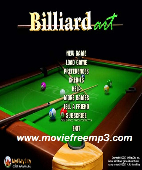 download pool billiards game