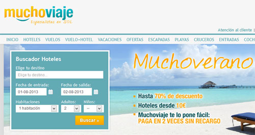 Agencias de viajes online buscador viajes baratos share the knownledge - Buscador de hoteles y apartamentos ...