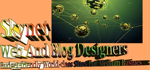 Skynet Web and Blog Designers