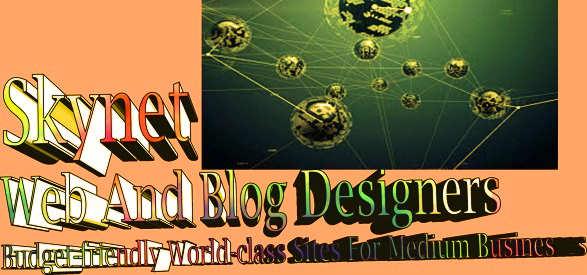 Skynet Web and Blog Designers