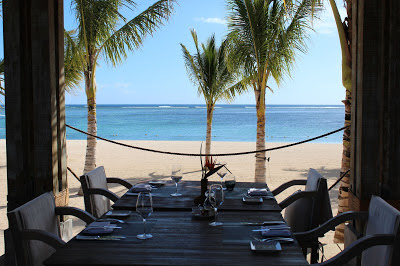 Restaurants of the St. Regis Mauritius