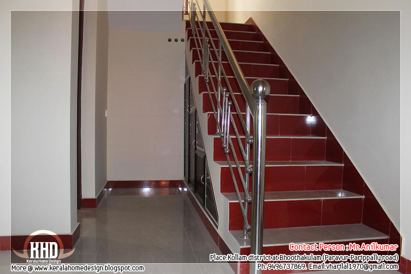 kerala model staircase desighns and models joy studio