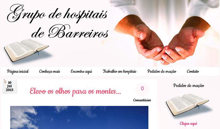 Grupo de hospitais de Barreiros