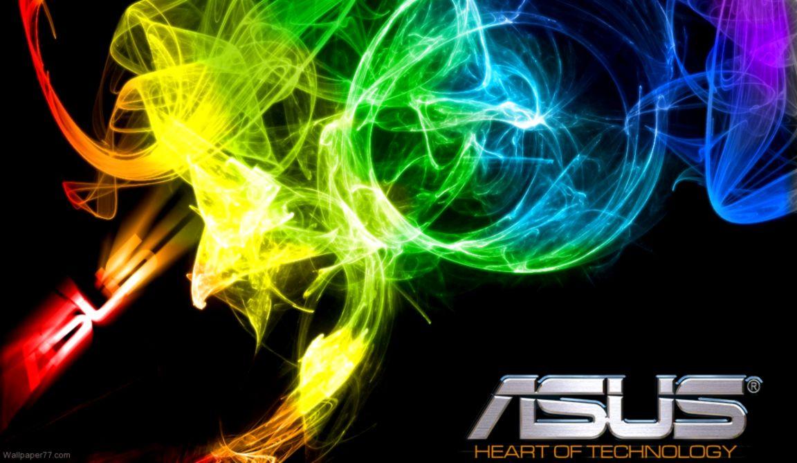 Asus Abstract Logo Hd Wallpaper Desktop