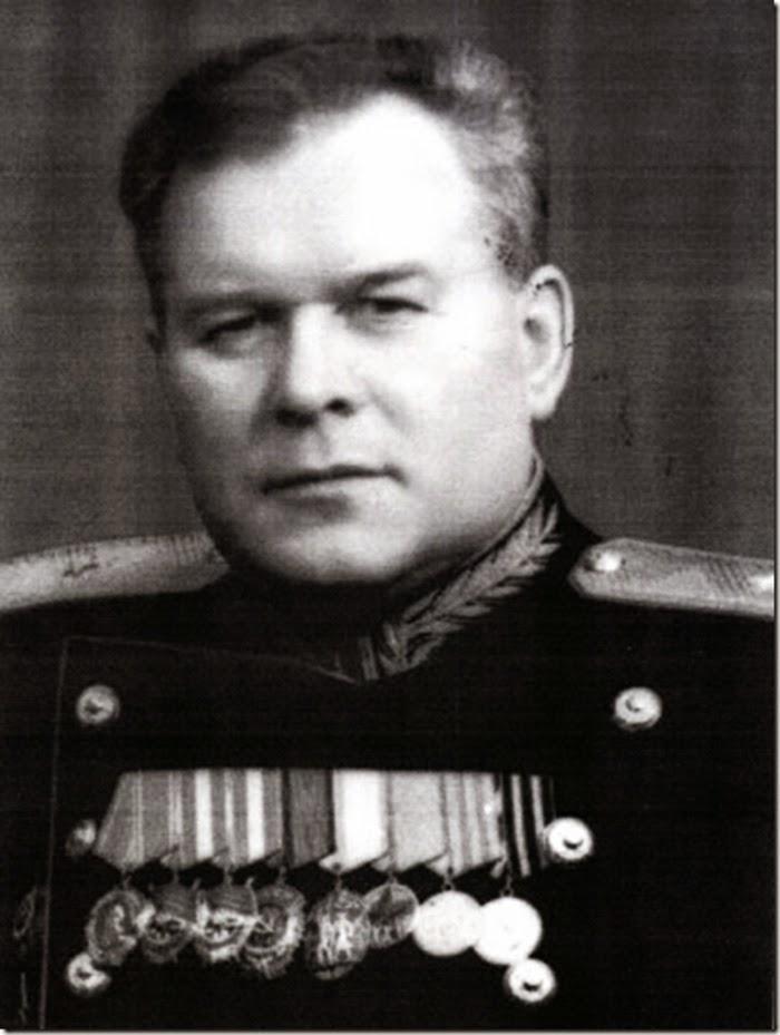 Vasili Mikhailovich Blokhin