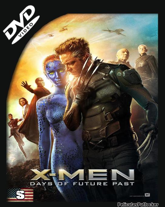 X-Men: Dias Del Futuro Pasado [DVDRip][Subtitulada][FD-SD-MG]
