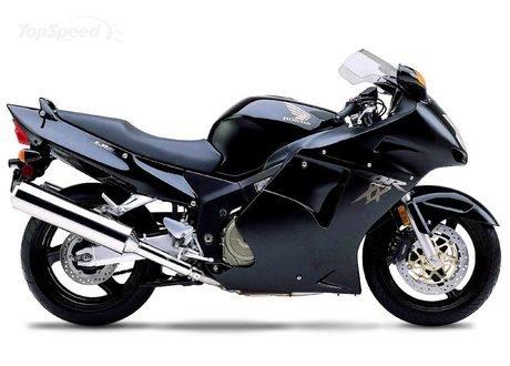Gambar Sepeda Motor Honda CBR 1100xx Blackbird 15