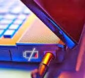 cara mengatasi baterai laptop tidak terisi