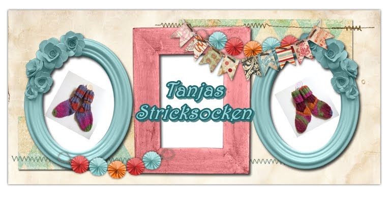 Tanjas Stricksocken