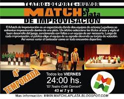Match De Improvisación