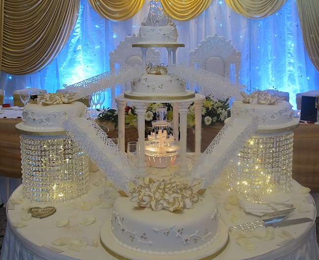 wedding cake - Presentoir Piece Montee Mariage