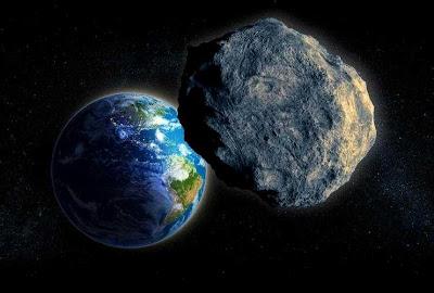 15 Februari Asteroid Besar Hampiri Bumi