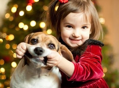Cute Baby and Dog Pictures