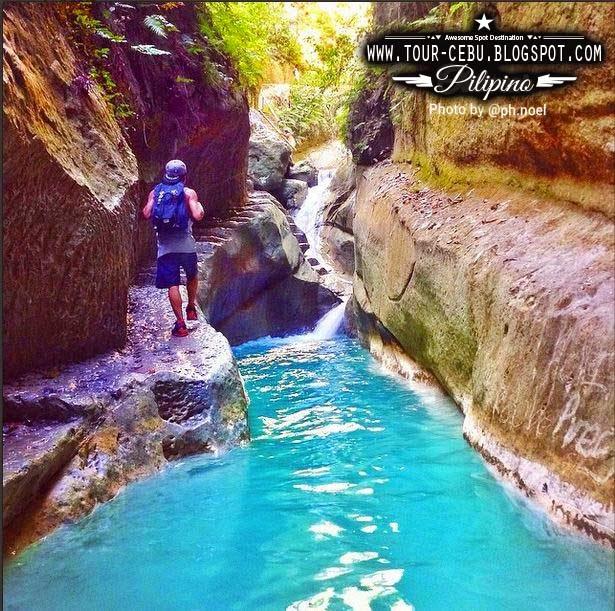 Samboan Falls Cebu