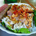 Bún mắm thịt quay Đà Nẵng